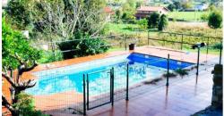 Exclusivo chalet de 600 m con piscina en Meruelo