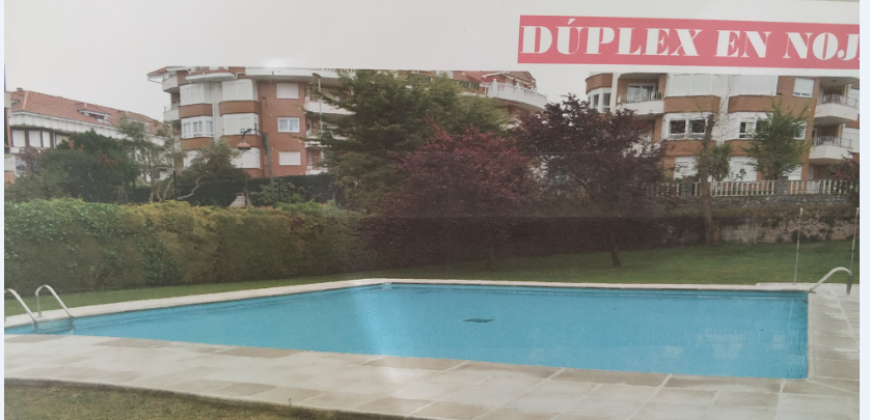 NOJA DUPLEX DE TRES DORMITORIOS