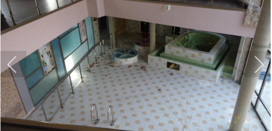 IMPRESIONANTE HOTEL RURAL EN RUCANDIO